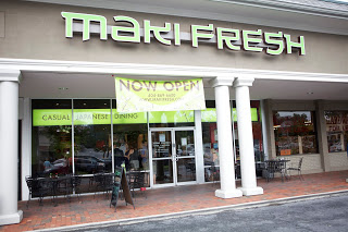 Luxetips Events! Grand Opening of Maki Fresh Sushi