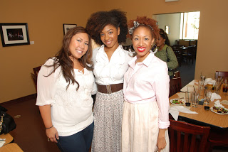 Luxetips Events! Beauty Brunch Panel with Mimi J