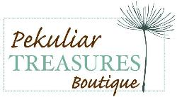 Pekuliar Treasures Giveway Ends Today at 12 Midnight