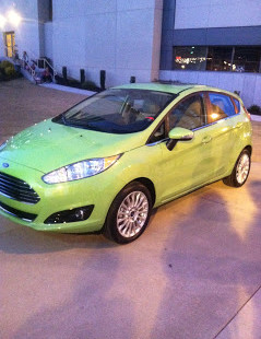 Luxetips Automobiles: New 2014 Ford Fiesta Kicks Off The Georgia Auto Show