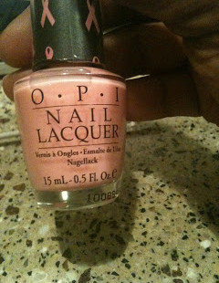 Hot Ulta Find of the Week: OPI Nail Polish: Pink of Hearts for Breast Cancer Awareness