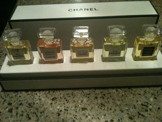 Chanel Parfum Fragrance Wardrobe