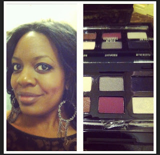 Luxetips Beauty: My Smokey Eyes via Smashbox Smokebox Palette