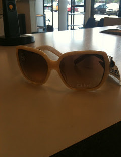 Luxetips For Less! Chloe Sunglasses at Ross