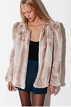 Faux Fur is HOT!!!