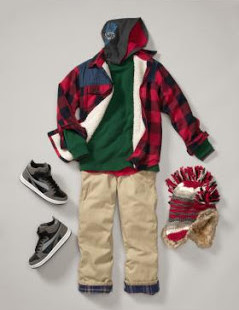 Luxetips Kids! GAP I Want Candy Holiday Collection