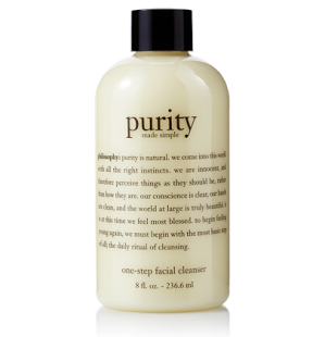 Luxetips Beauty! Philosophy Purity Facial Wash