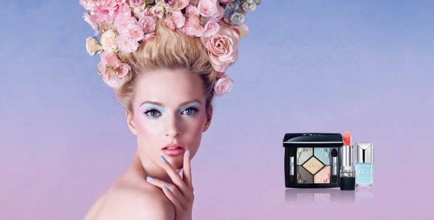 Luxetips Beauty! Dior Cosmetics New Trianon Collection Spring 2014