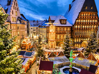 Luxetips Travel: Celebrate this Christmas Season in Austria, Germany and Switzerland with Great Value Vacations!