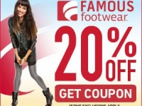 Luxetips Style! Famous Footwear EXTRA 20% Holiday Discount Now Through Christmas