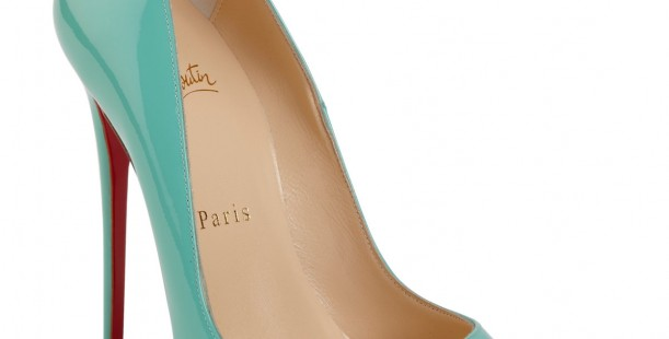 Luxetips Style! Christian Louboutin So Kate Pump: Aquamarine