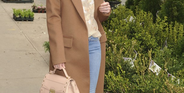 Luxetips Style! Trussardi's Lucinda Bag: Spring Luxe!