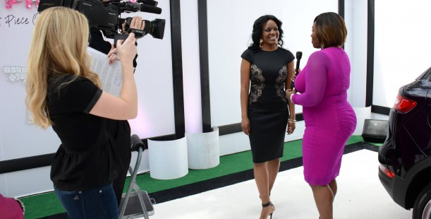 Luxetips Events! Exclusive Video of Celebs Inside the Lincoln Blogger Bar at The Essence Black Women In Hollywood Event