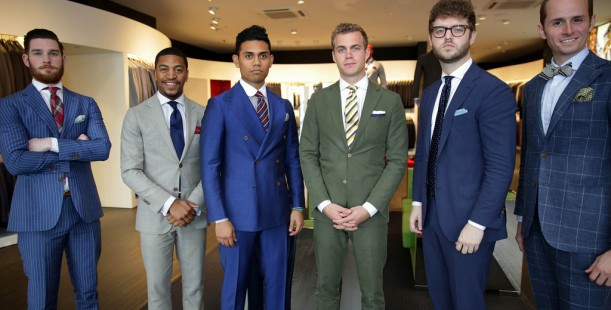 Luxetips Events! Suitsupply 2014 Spring/Summer Collection: Atlanta
