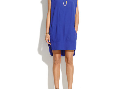 Luxetips Style! Morningside Shiftdress: Summer Perfect