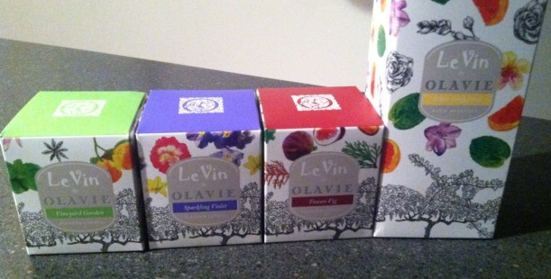 Luxetips Beauty! Le Vin Candles and Diffusers by Olavie