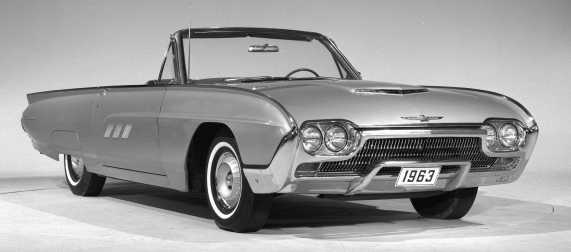 Luxetips Automobiles! Vintage 1961 Ford Thunderbird