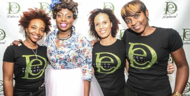 Luxetips Beauty! Design Essentials Celebrity Style Lounge Hosted by Ledisi