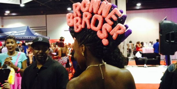 Luxetips Events! Bronner Bros. Hair Show Re-Cap Featuring Luxe Nail Art