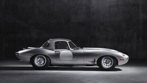 Luxetips Automobiles! Jaguar Partners With Bremont Bespoke Wristwatches for the Launch of the Lightweight E-type Recreation
