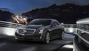 Luxetips Automobiles! New 2015 Cadillac ATS Coupe