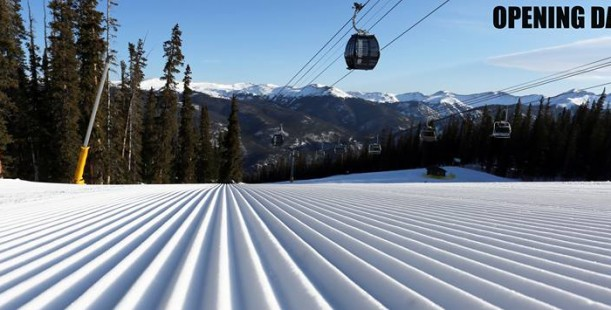 Luxetips Travel! Keystone Resort Where Kids Ski Free Kicks Off Ski Season On Halloween