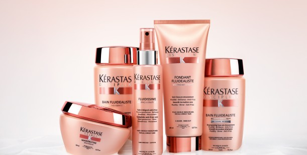 Luxetips Beauty! New Kérastase Discipline Giveaway