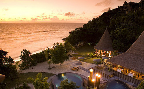 "Luxetips Travel! MAIA Luxury Resort & Spa in the Seychelles Becomes ""BEYOND All-Inclusive"""