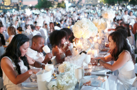 Luxetips Events! Diner En Blanc Comes to Atlanta!