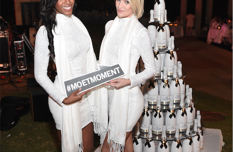 Luxetips Events! Dîner en Blanc Atlanta & Moët Ice Impérial: A Night To Remember!