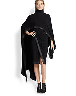 Luxetips Style! Wool Cape Obsession: Baby Its Cold Outside!