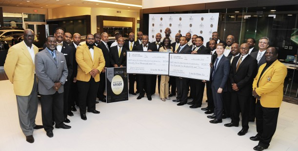 Luxetips Automobiles! Lincoln Awards Alpha Phi Alpha Fraternity $25,000 as Part of Divine Nine Driven to Give