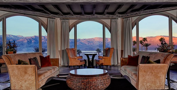 Luxetips Travel! The Inn at Furnace Creek Offers A Romantic Escape in the Desert