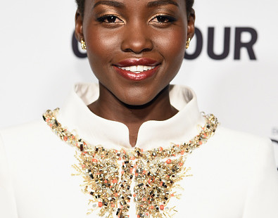 Luxetips Beauty! Lancôme Ambassadress Lupita Nyong'o Simply Gorgeous At Glamour Women of The Year Awards