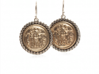 Luxetips! 12 Days of Luxetips Before Christmas: Esbe Designs Ancient Greek Coin Collection Giveaway
