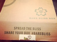 Luxetips Beauty! Bare Bliss Box: Organic Luxury