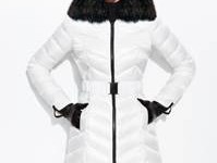 Luxetips Style! Dawn Levy DL2 Line of Sleek & Sexy Puffer Coats