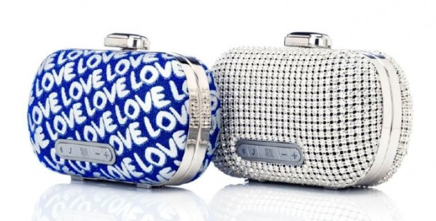 Luxetips! 12 Days of Luxetips Before Christmas:  Stellé Audio® Mini-Clutch Speaker