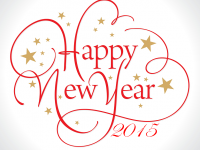 Happy New Year! 2015 Resolutions