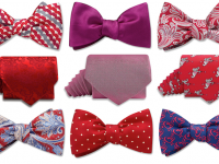 Luxetips Style! Valentine's Day Gift Ideas for Him: Beau Ties