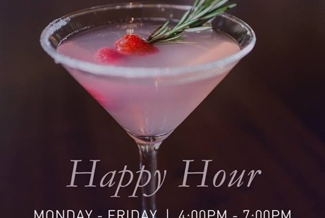 Luxetips Events! Davios: Luxe Happy Hour in Buckhead