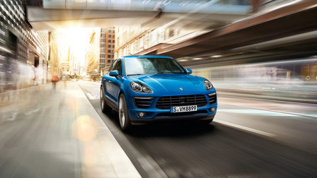 Luxetips Automobiles! Porsche New Macan Cross-Over Utility Vehicle