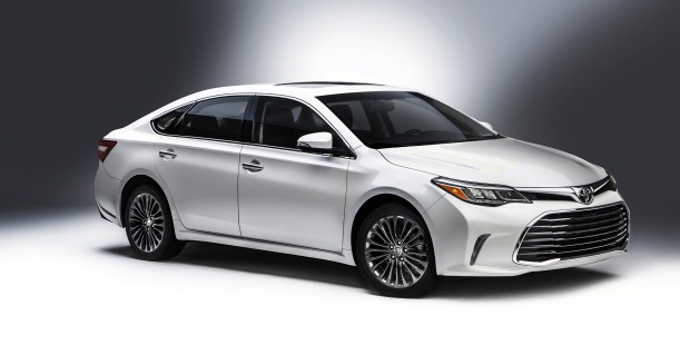 Luxetips Automobiles! New 2016 Toyota Avalon Debuts at Chicago Auto Show