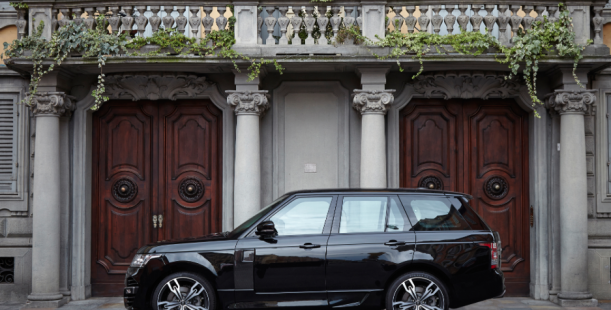 Luxetips Automobiles! ARES ATELIER Introduces The Range Rover Supercharged
