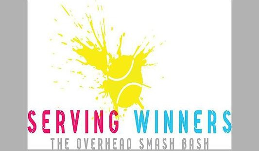 Luxetips Events! Serving Winner's Overhead Smash Bash Awards Dinner