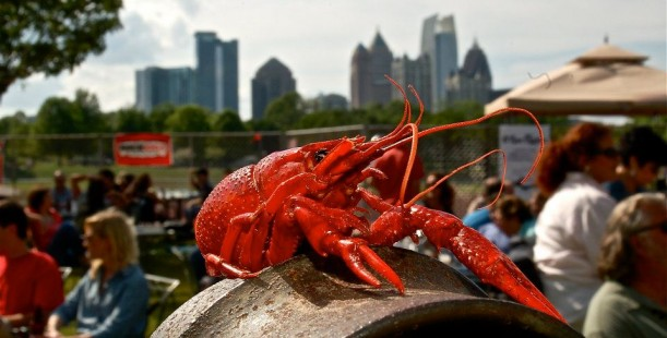 Luxetips Events! 12TH Annual Oyster Crawfish Festival
