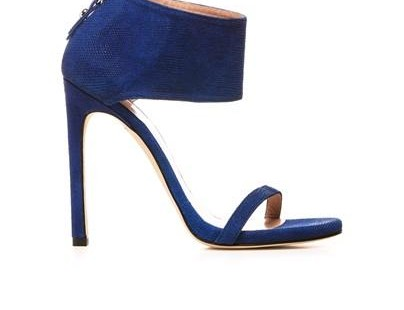Luxetips Style! Luxe Shoes: Stuart Weitzman Showgirl Sandals