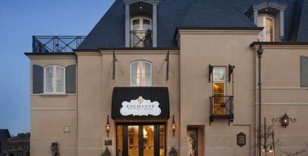 Luxetips Travel! New Enchante Luxury Boutique Hotel: Silicon Valley,CA