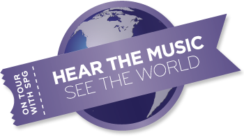 Luxetips Travel! Starwood Preferred Guests Launches 2015 Music Program