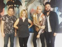 Luxetips Events! I Met My Favorite Indie Band: Neon Trees!